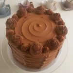 CC Choc Ganache Cake