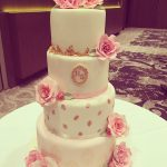 Elegant Wedding cake London