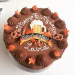 Oktoberfest theme cake