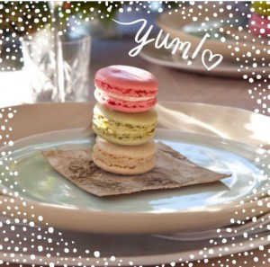 Macarons Wedding London