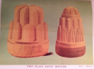 Savoy Moulds
