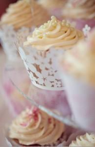 """""""wedding cupcake"""""""