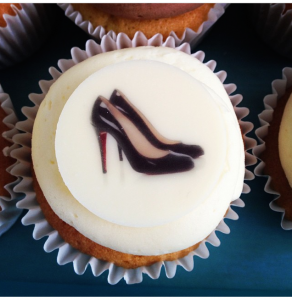 branded cupcakes london