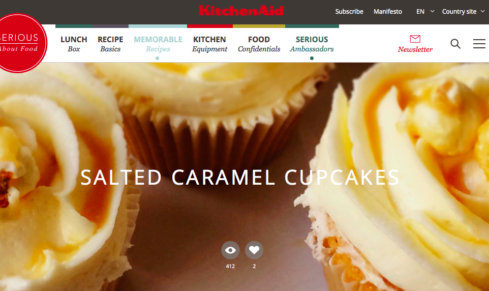 cupcake recipe, salted caramel cupcake recipe